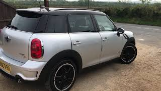 2012 MINI COUNTRYMAN 2.0 COOPER SD ALL4 FOR SALE | CAR REVIEW VLOG