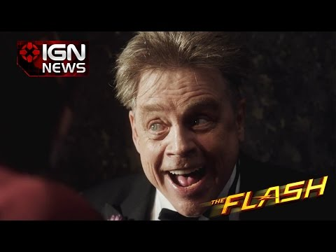 Mark Hamill Appears as The Trickster in New Flash Trailer - IGN News