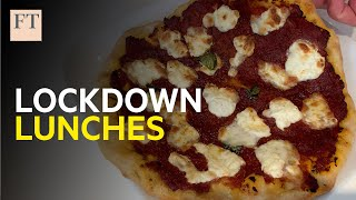 Lockdown lunches: how to make sourdough pizza | FT
