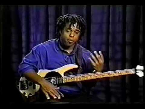 Victor Wooten - Slap Bass Lesson.wmv video