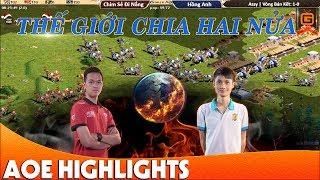 Chim Sẻ Đi Nắng - Hồng Anh: Kẻ công rát người thủ hay   AoE Highlight