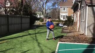 Basketball Trick Shots | Trick Shot Kings