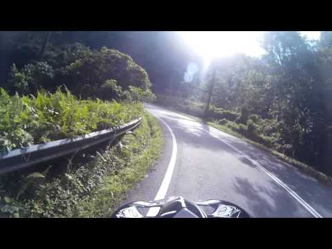 Ride Kuala Klawang blade 250(acap), klx450r (paan)