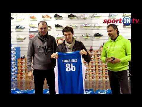 """Krepšinio komandos """"Kažkur Matyti"""" 2012-13 m. sezono atidarymo šventė"""