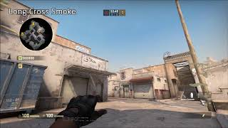 Dust 2 - Basic Smokes