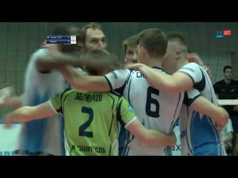 Геннадий Орлов комментирует волейбол