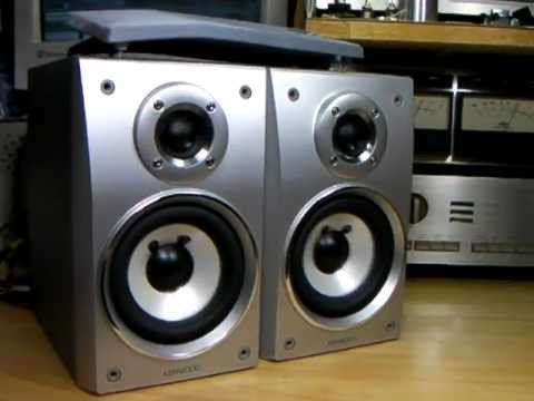 KENWOOD LS-VC5 2WAY 2Speaker System