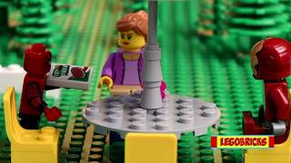 LEGOBRICKS Trailer 2018 | Brick film | lego 2018 | lego videos | stop motion | Legobricks