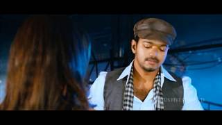 Thuppakki - Cute & Romantic Scene in Thuppaki