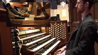 Organ Demo by George Fergus at Washington National Cathedral