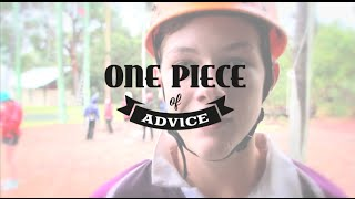 One piece of advice - future leader Ethan Claux