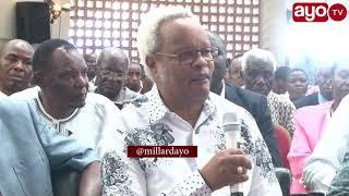 Kauli aliyoitoa Lowassa leo kwenye Kongamano la kumbukumbu ya Mwl Nyerere