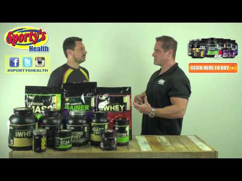 difference between 100% Gold Standard Whey and Platinum Hydro Whey
