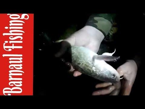 ловля рыбы с ночевкой видео