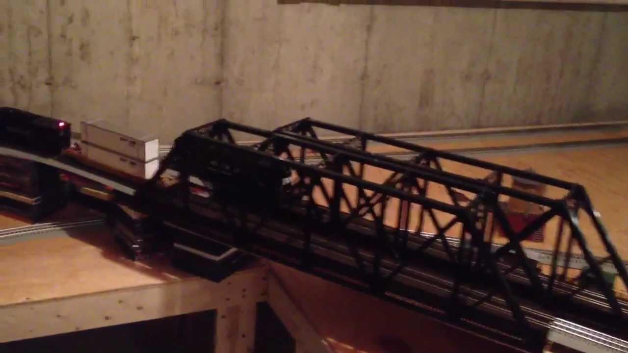 Pratt Truss Toothpick Bridge Atlas O Pratt Truss Bridges