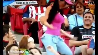 Los Muchachos Se Vuelven Locos Con Las Hinchas Rabiosas!!!