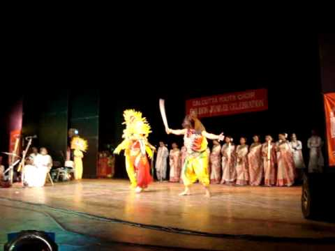 Calcutta Youth Choir, Ruma Guha Thakurta, Traditional Folk Dance Purulia video