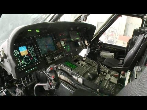 Northrop Grumman - UH-60L Black Hawk Helicopter Cockpit Digitization [720p]