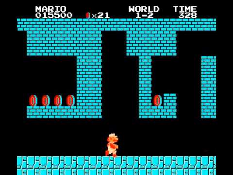 Super Mario Bros - Super Mario Bros On Shot Challenge Part 4 - User video