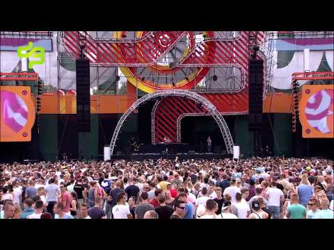 Decibel outdoor festival 2014 - Code Black DJ set