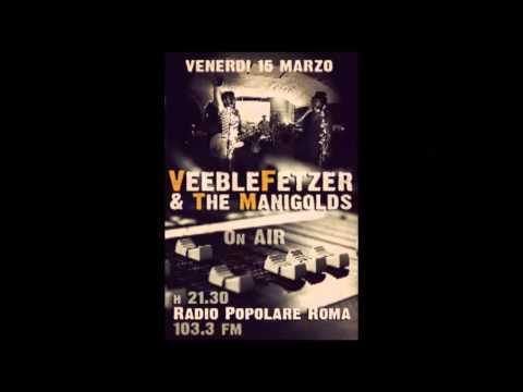 Veeblefetzer & The Manigolds   Live @ Radio Popolare Roma
