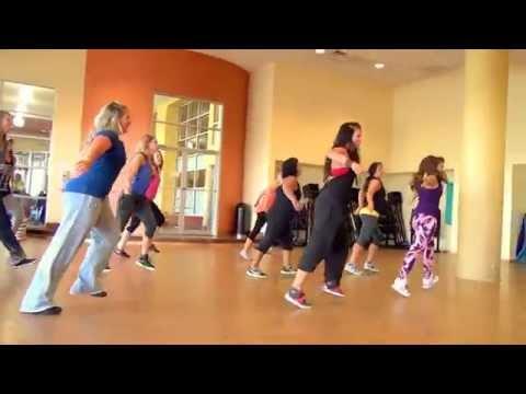 GetYourFitOnWith Tara Dance Fitness - Booty Jlo feat Pitbull