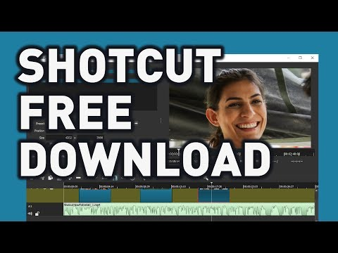 Download SHOTCUT Video Editor For FREE   How To Guide (Easy)