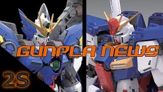 MG ZZ Gundam ver Ka FULL REVEAL, Battle Damaged Thunderbolt Kits, RG Unicorn! | Gunpla News