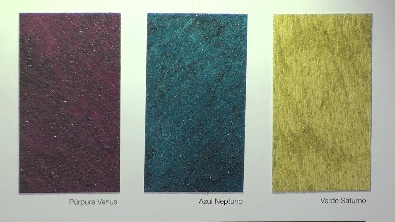 Pinturas dami carta de colores metal terra deco de for Colores pintura pared