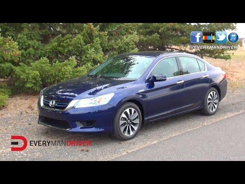 2015 Honda Accord Hybrid Detailed Review on Everyman Driver