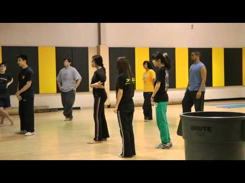 UMBC Wushu Chen Style Taiji Practice
