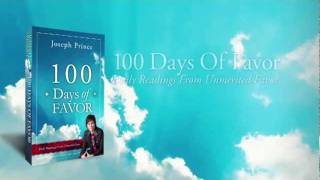 '100 Days of Favor: Daily Readings from Unmerited Favor' by Joseph Prince