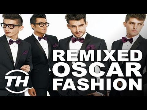 Remixed Oscar Fashion - Jamie Munro Unveils Unexpected Red Carpet Fashion for Men