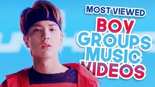 Download Lagu MOST VIEWED BOY GROUPS & MALE IDOLS MUSIC VIDEOS OF 2018 (MAY) Gratis STAFABAND