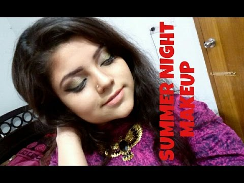 Dramatic Summer Night Makeup Tutorial