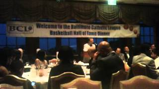 Rod Norris (Gene Shue) BCL Hall of Fame 5/3/2012