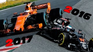 Download F1 2017 vs 2016 McLaren Honda Engine Sound Comparison (MP4-31 vs MCL-32) 3Gp Mp4