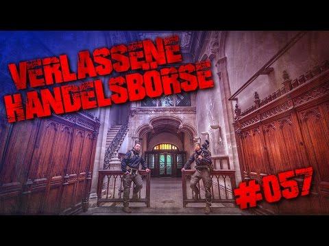 #057 VERLASSENE HANDELSBÖRSE - Alte Börse - Urbex Urban Exploring Deutschland Lost Place - Deutsch