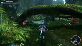 James Cameron's Avatar: gameplay