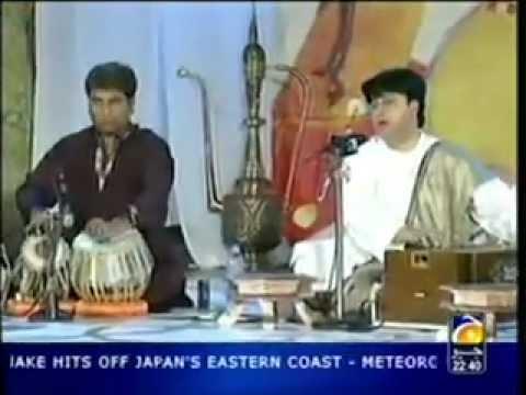 Sultan Amir Khan  Ghazal Festival.flv