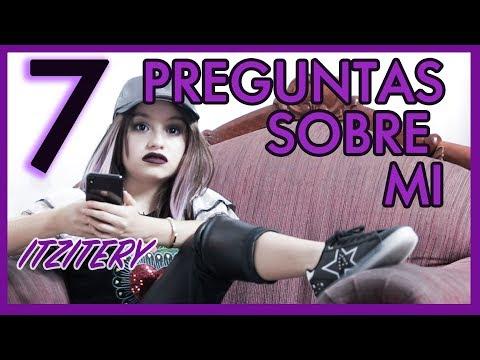 Karol Sevilla I Itzitery I #7PreguntasSobreMí