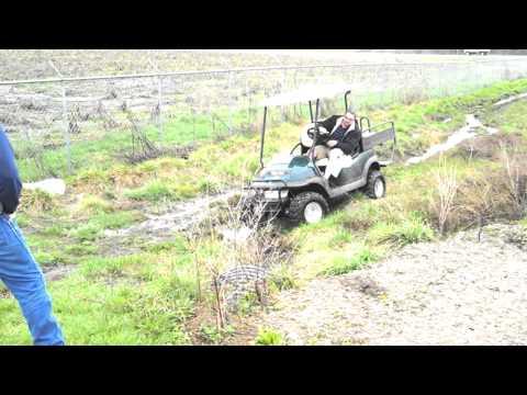 Performance Carts Texarkana - 4-Wheel Drive Electric ATV Golf Cart