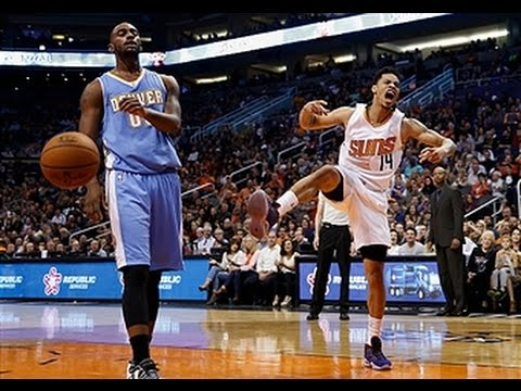 Top 10 NBA Plays: November 26th