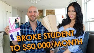 📚💰💻 How She Went From $0 To $50,000 Per Month At 23 Years Old On Amazon