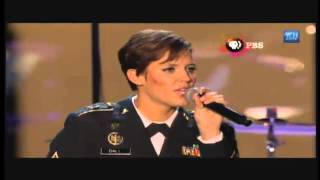 Download Song Standing Ovation: Rising Fawn Soldier Sings at Free StafaMp3