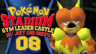 Pokemon Stadium - Gym Leader Castle! w/ shofu & PokeaimMD Episode 08: THIS GAME IS TOO HARD