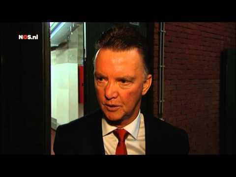 Louis van Gaal vergeeft Bert Maalderink zijn zonde