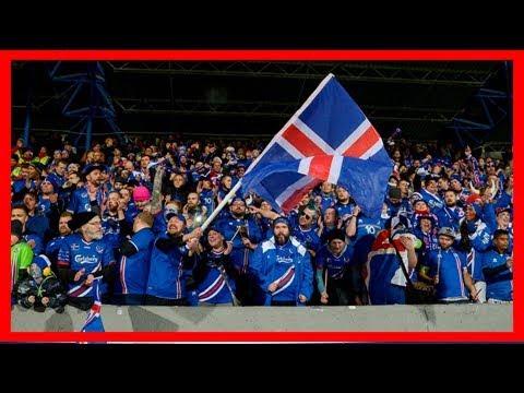 羨慕!冰島這才叫全民足球 球場供暖+全天免費