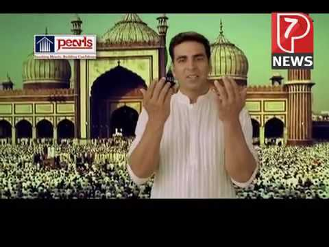 Eid Mubarak from Bollywood Celebrity Akshay Kumar