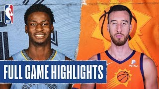 GRIZZLIES at SUNS | FULL GAME HIGHLIGHTS | December 11, 2019